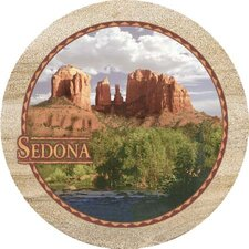 Red Rock Sedona Coaster (Set of 4)
