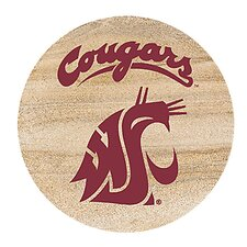 Washington State Collegiate Coaster (Set of 4)