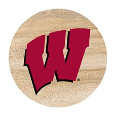 University of Wisconsin Collegiate Coaster (Set of 4)