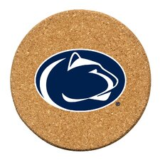 Pennsylvania State University Cork Collegiate Coaster Set (Set of 6)