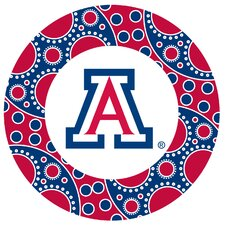 University of Arizona Circles Collegiate Coaster (Set of 4)