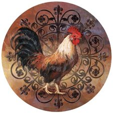 <strong>Thirstystone</strong> Rooster Coaster (Set of 4)