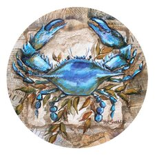 <strong>Thirstystone</strong> Blue Crab Occasions Coaster (Set of 4)