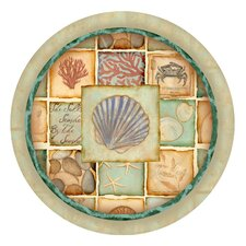 <strong>Thirstystone</strong> Nautical Patchwork Occasions Coaster (Set of 4)