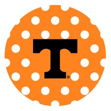 University of Tennessee Dots Collegiate Coaster (Set of 4)