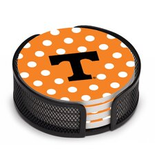University of Tennessee Dots Collegiate Coaster