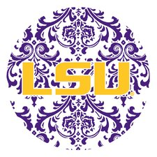 <strong>Thirstystone</strong> Louisiana State University Collegiate Coaster (Set of 4)