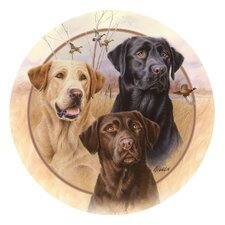 Great Hunting Dogs Occasions Coaster (Set of 4)