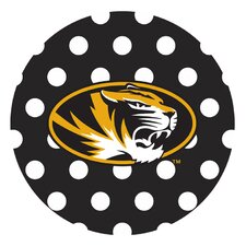 University of Missouri Dots Collegiate Coaster (Set of 4)