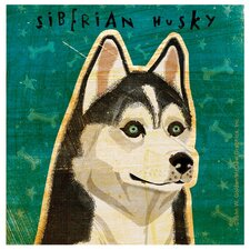 Siberian Husky Occasions Coasters Set (Set of 4)