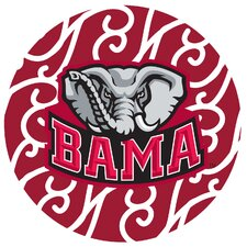 University of Alabama Swirls Collegiate Coaster (Set of 4)
