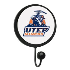 University of Texas El Paso Round Wall Hook