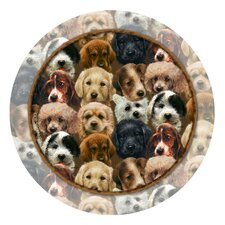 Puppies Occasions Coaster (Set of 4)