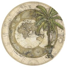 <strong>Thirstystone</strong> Old World Map I Occasions Coaster (Set of 4)