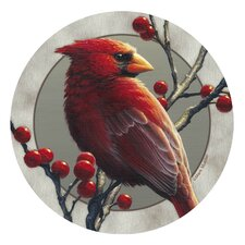 Cardinal Occasions Coaster (Set of 4)