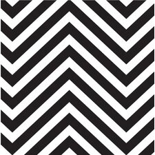Chevrons Occasions Coasters Set (Set of 4)