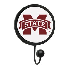 Mississippi State University Round Wall Hook
