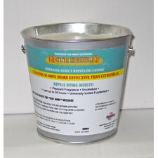 Bite Shield Bucket Candle