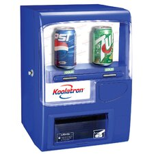 Vending Fridge in Blue