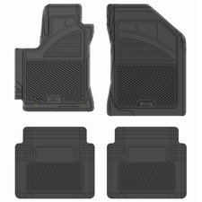 Kustom Fit  Precision All Weather Car Mat for Toyota Corolla 2009+