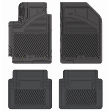 Kustom Fit  Precision All Weather Car Mat for Toyota Echo 2002-2005