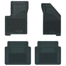 Kustom Fit  Precision All Weather Car Mat for your Dodge Journey 2009+