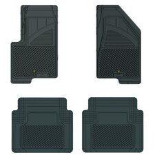 Kustom Fit  Precision All Weather Car Mat for your Jeep Compass 2007+