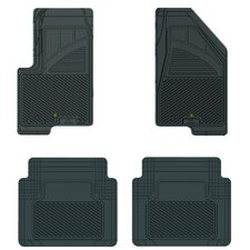 Kustom Fit  Precision All Weather Car Mat for your Jeep Patriot 2007+