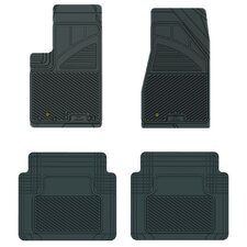 Kustom Fit  Precision All Weather Car Mat for your Jeep Grand Cherokee 2005-2010