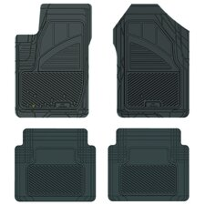 Kustom Fit  Precision All Weather Car Mat for Ford Fusion 2006+