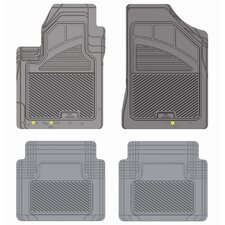 Kustom Fit  Precision All Weather Car Mat for Hyundai Elantra 2007+