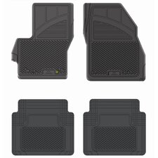 Kustom Fit  Precision All Weather Car Mat for Mazda 3 2004-2009