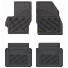 Kustom Fit  Precision All Weather Car Mat for Mazda 3 2010+