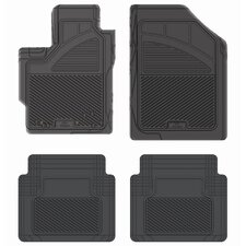 Kustom Fit  Precision All Weather Car Mat for Toyota Yaris 2006 +