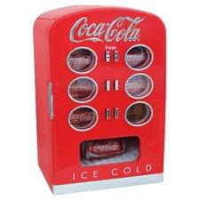 Coca Cola Retro Vending Compact Refrigerator