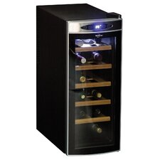 12-Bottle Wine Refrigerator