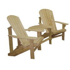 <strong>Hershy Way</strong> Adirondack Chair and TT Connector