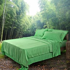 <strong>Ettitude</strong> Trinity 300 Thread Count Bamboo Sheet Set