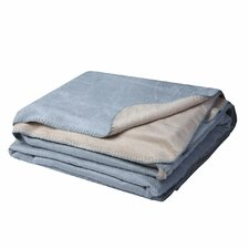 Cradle Pure Bamboo Reversible Blanket