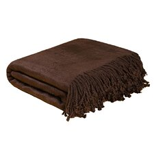 <strong>Ettitude</strong> Cradle Pure Bamboo Throw