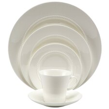 <strong>Nikko Ceramics</strong> Classic Braid Dinnerware Set