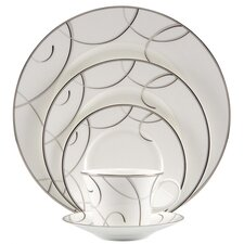 Elegant Swirl Dinnerware Collection