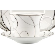 Elegant Swirl Teacup