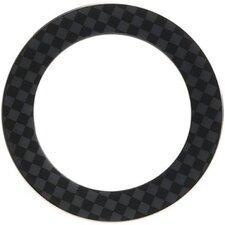 "Black Tie 8"" Salad / Dessert Plate"
