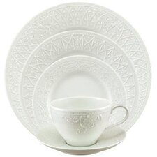 Blanc Fleur Dinnerware Collection