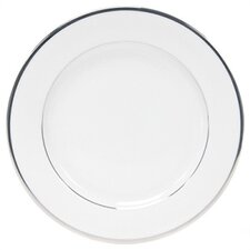 "Sentiments Band of Platinum 6.5"" Bread and Butter Plate"
