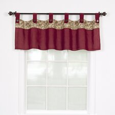 <strong>Classic Treasures</strong> Stanfield Curtain Valance