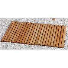 Holzmatte Wanda mit Antirutsch-Ausrüstung