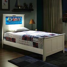 Shaker Bed with Changeable Imagery