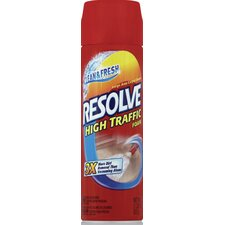Resolve High Traffic Carpet Cleaner Foam